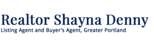 Realtor Shayna Denny, Listing Agent and Buyer's Agent, Greater Portland