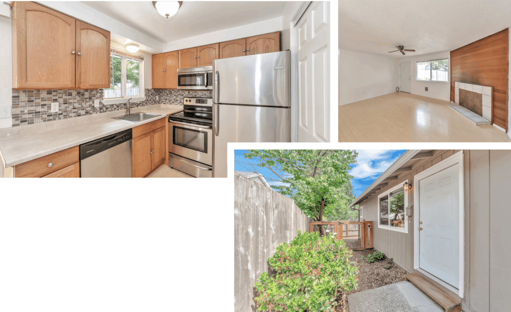 Sold Duplex in St Johns Neighborhood